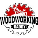 woodworking daddy T-Shirt