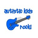 Autistic Kids Rock! Blue Guitar