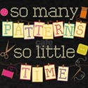 So Many Patterns T-Shirt