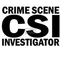 CSI Raid Ash Grey T-Shirt