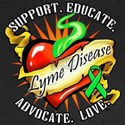 Lyme Disease Heart Tat