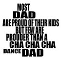 Cha cha cha Dance Dad Shirt