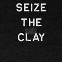 Pottery Design Seize The Clay Light Clay C T-Shirt