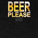 Beer Please Funny Beer Festival Design Fo T-Shirt