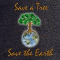 Save A Tree Save The Earth T-Shirt