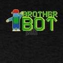 Brother Bot Cute Robot Droid Bad Bot Robot T-Shirt