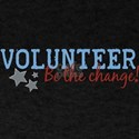 Volunteer Be the Change T-Shirt
