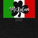 St Patricks Day McItalian Irish Italian T-Shirt
