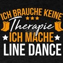 Line Dance Shirt German Line Dance Gift Te T-Shirt