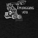 Valentine Construction Im Digging You T-Shirt