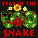 Green Snake Year T-Shirt