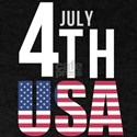 4th July U.S.A T-Shirt