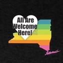 New York - All Are Welcome Here T-Shirt
