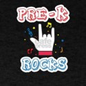 Pre-K Rocks Back To School Studying Gifts T-Shirt
