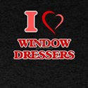 I love Window Dressers T-Shirt
