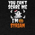 Can't scare me I'm Syrian Hallowee T-Shirt