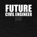 Future Civil Engineer Engineering College T-Shirt