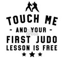 Your First Judo Lesson Is Free T-Shirt