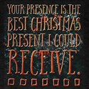 Your presence is the best Christmas presen T-Shirt