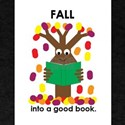 Fall into a good book... T-Shirt