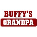Buffys Grandpa White T-Shirt