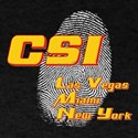CSI Las Vegas Miami New York T-Shirt