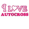 I Love Autocross T-Shirt
