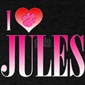 I Heart Jules T-Shirt