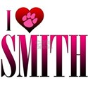 I Heart Smith White T-Shirt