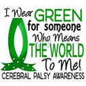Means World To Me 1 Cerebral Palsy Shirts