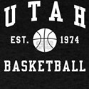 Utah Basketball Dark T-Shirt