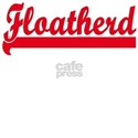 FloatHerd Team Apparel White T-Shirt