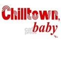 Chilltown baby Women's T-Shirt