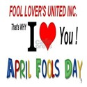 April Fool Lovers United White T-Shirt