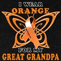 I Wear Orange for my Great Grandpa T-Shirt