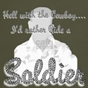 Ride a Soldier T-Shirt