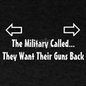 The Military Called...