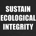 SUSTAIN ECOLOGICAL INTEGRITY T-Shirt