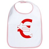 Scuba Flag Euro Sign Bib