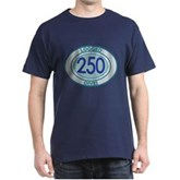 250 Logged Dives Dark T-Shirt