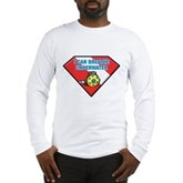 I Can Breathe Underwater Long Sleeve T-Shirt
