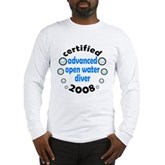 Certified AOW 2008 Long Sleeve T-Shirt