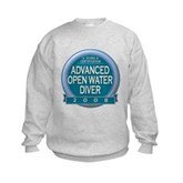 Certified AOWD 2008 Kids Sweatshirt