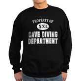 Cave Diving Department Sweatshirt (dark)