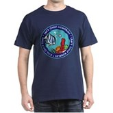 Take Only Memories (fish) Dark T-Shirt