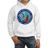 Take Only Memories (fish) Hooded Sweatshirt