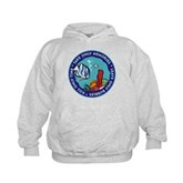 Take Only Memories (fish) Kids Hoodie