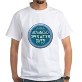 Certified AOWD White T-Shirt