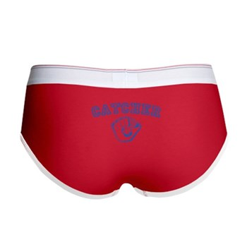 Catcher - Blue Women's Boy Brief