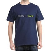 Born to EANx Enriched Air Scuba Diver Dark T-Shirt